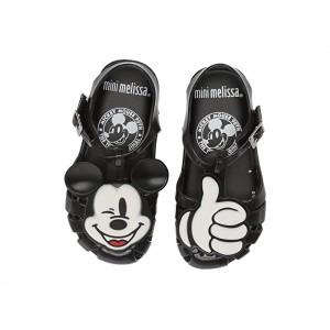 Mini Aranha + Mickey (Toddler/Little Kid) Black
