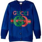 GG JG Long Sleeve Cardigan (Little Kids/Big Kids)