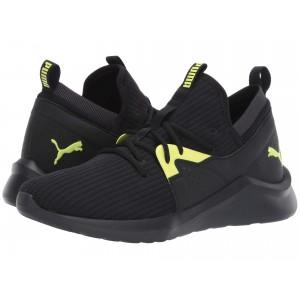 Emergence Future Puma Black/Charcoal Gray/Fizzy Yellow