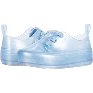 Mini Melissa Ulitsa Sneaker Special BB (Toddler) Blue/Silver