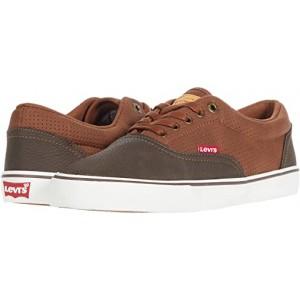 Levis Shoes Kali Two-Tone Wax Brown/Tan