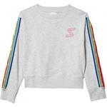 Sport Sweatshirt with Logo Tape (Toddler/Little Kids/Big Kids)