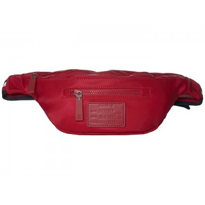 Patch Nylon Body Bag Tommy Red
