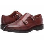 Polo Ralph Lauren Asher Double Monk Strap Snuff Calf Leather