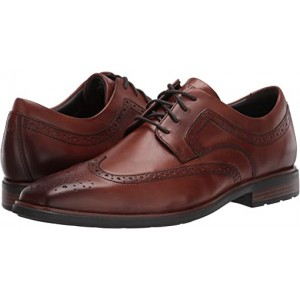 Rockport DresSports Business 2 Wing Cognac Antique