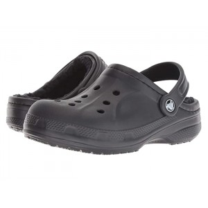 Ralen Lined Clog (Toddler/Little Kid) Black/Black