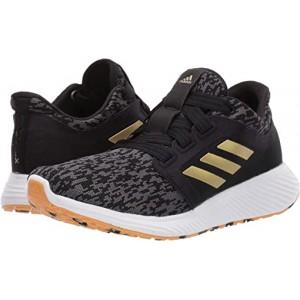 adidas Edge Lux 3 Core Black/Gold Metallic/Footwear White