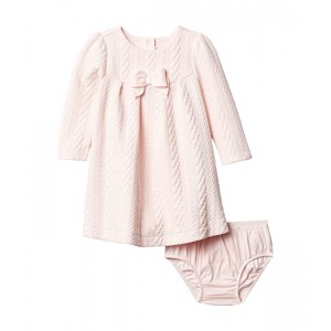 Quilted Bow Dress (Infant)