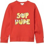 Sup Dude Sweatshirt (Toddler/Little Kids/Big Kids)