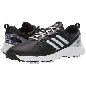 adidas Golf Response Bounce Core Black/Footwear White/Silver Metallic