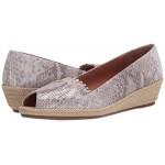 Gentle Souls by Kenneth Cole Luci Ruffle A-Line Ivory Multi