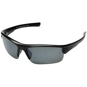 Under Armour Propel Storm Shiny Black/Black Frame/Gray Polarized/Silve