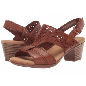 Valarie Mindi Tan Leather