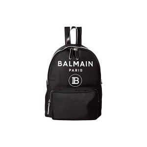 Logo Backpack (Little Kids/Big Kids) Black