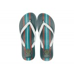 VIONIC Manly Stripe Deep Teal