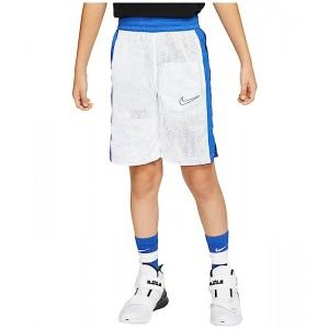 Nike Kids Elite Reversible Shorts (Little Kidsu002FBig Kids) Game Royal/Game Royal/White