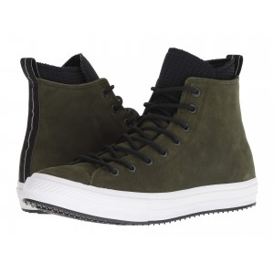 Chuck Taylor All Star Utility Draft Boot - Hi Utility Green/Black/White