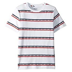 Mac Striped T-Shirt (Big Kids)