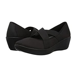 Busy Day Strappy Wedge