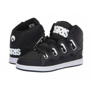 D3H Black/White/Black
