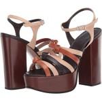 Marc Jacobs The 70s Sandal 80 mm Tan