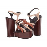 Marc Jacobs The 70s Sandal 80 mm Tan