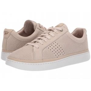 Cali Sneaker Low Perf White Cap