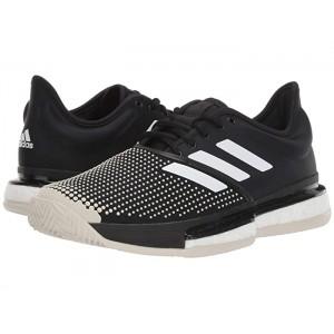 SoleCourt Boost Clay Core Black/Core Black/Footwear White