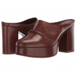 Marc Jacobs The Clog 70 mm Dark Brown