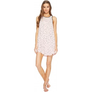 Scattered Dot Knit Chemise
