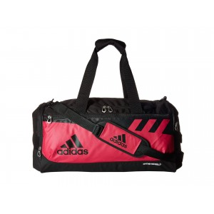Team Issue Medium Duffel Bold Pink/Black