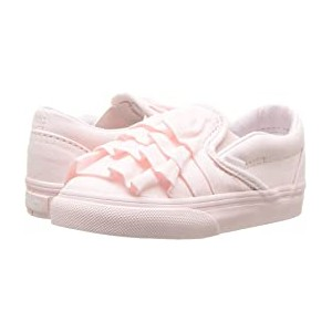 Classic Slip-On (Infant/Toddler) (Ruffle) Heavenly Pink