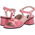 Marc Jacobs The Charm Sandal 50 mm Pink
