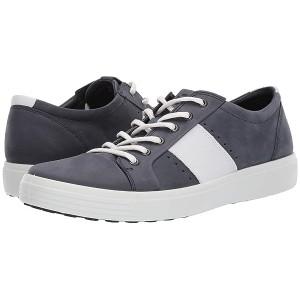 ECCO Soft 7 Summer Sneaker Marine/White