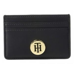 Serif Credit Card Holder Black