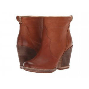 Marge Short Pull-On Boot Tan