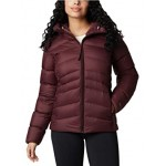 Autumn Park Down Hooded Jacket