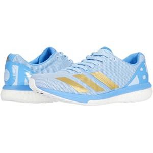 adidas adizero Boston 8 Glow Blue/Gold Metallic/Real Blue