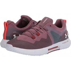 Under Armour UA HOVR Rise Hushed Pink/White/White