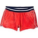 Velour Shorts (Big Kids)