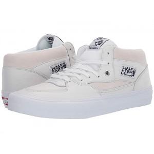 Half Cab Pro (Leather) White