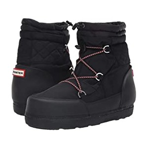 Original Short Quilted Snow Boots Black