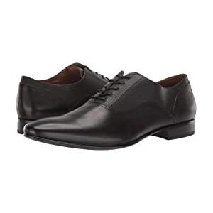 Ganns Black Leather