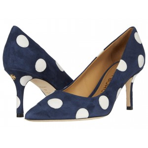 Penelope 65 mm Pump Perfect Navy/New Ivory