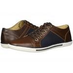 Crown Sneaker B Navy/Brown