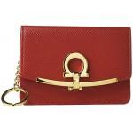 Icona Saffiano Card and Key Holder