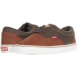 Levis Shoes Kali Two-Tone Wax Tan/Brown