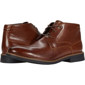 Rockport Tailoring Guide Chukka Dark Brown Leather
