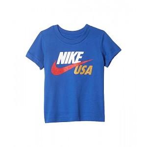 Nike Kids Short Sleeve Americana Graphic T-Shirt (Toddler) Game Royal