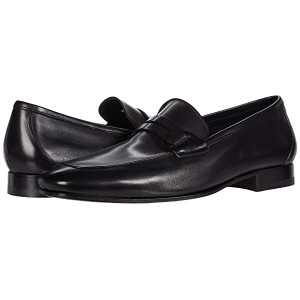 Canali Penny Loafer Black 2